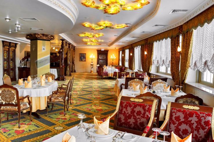 Pogostite.ru - Гранд-отель Видгоф | Челябинск | Парковка | Баня #9