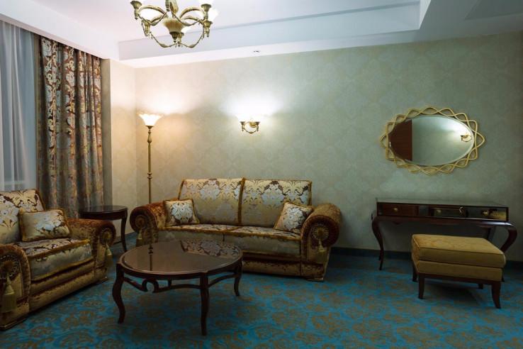 Pogostite.ru - Гранд-отель Видгоф | Челябинск | Парковка | Баня #19