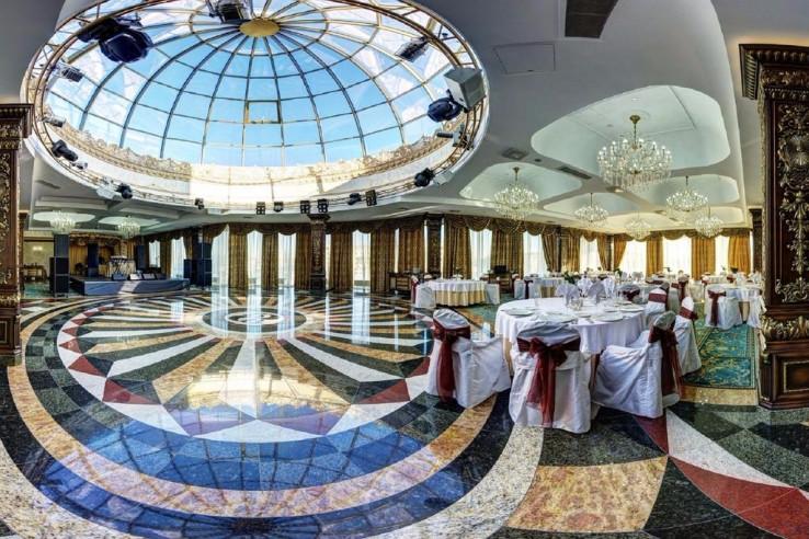Pogostite.ru - Гранд-отель Видгоф | Челябинск | Парковка | Баня #8