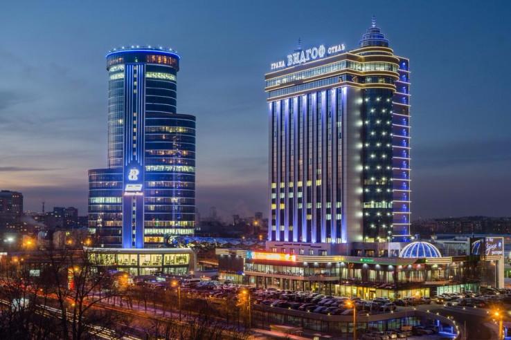 Pogostite.ru - Гранд-отель Видгоф | Челябинск | Парковка | Баня #1