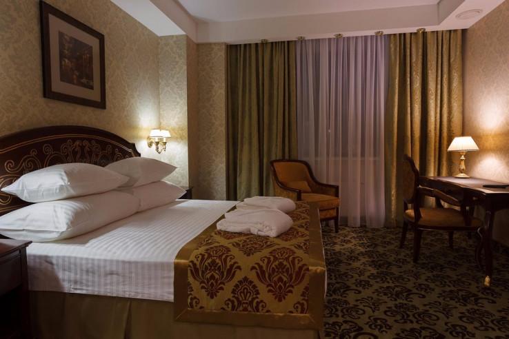 Pogostite.ru - Гранд-отель Видгоф | Челябинск | Парковка | Баня #22