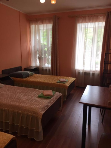 мини отель на луначарского