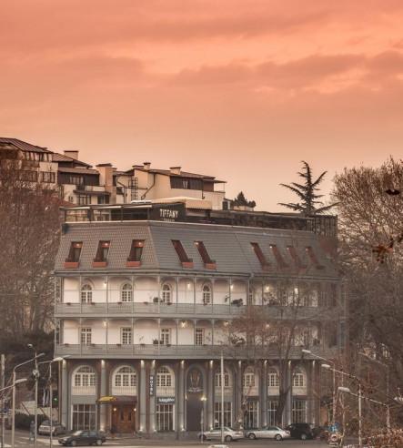Pogostite.ru - Ривер Сайд Тбилиси - River Side Tbilisi   С завтраком    Правый берег р. Мтквари #1