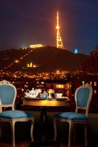 Pogostite.ru - Ривер Сайд Тбилиси - River Side Tbilisi   С завтраком    Правый берег р. Мтквари #9