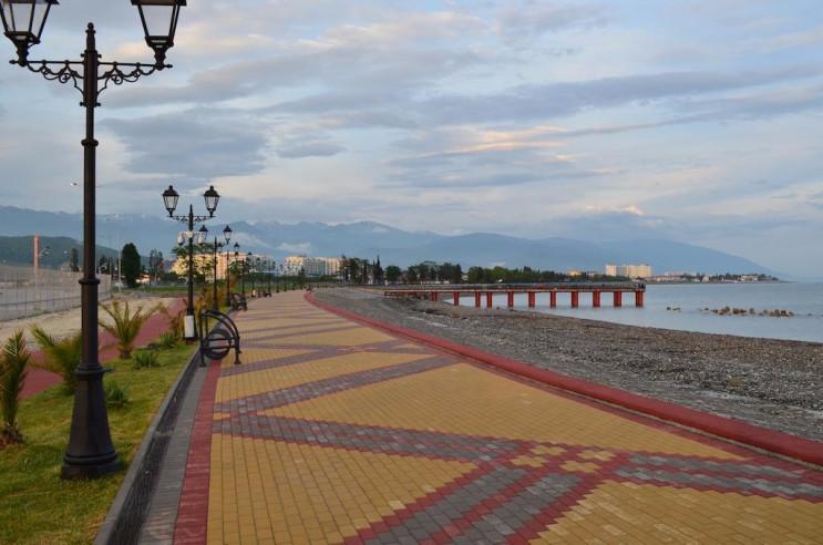 Pogostite.ru - Империя | Адлер | пос. Мирный | Парковка #4