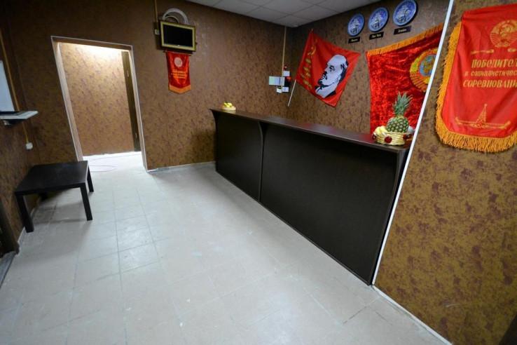 Pogostite.ru - Гостевой дом С.С.С.Р. | м. Волжская | Парковка #3