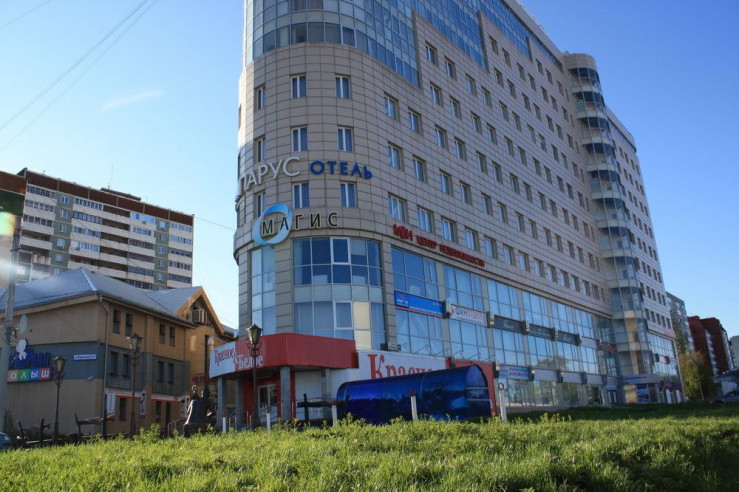 Pogostite.ru - Парус на Московской | Екатеринбург | Wi-Fi #1