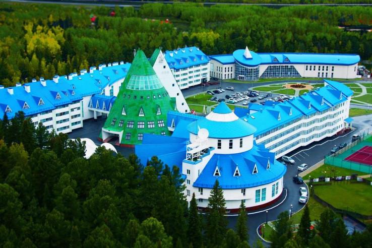 Pogostite.ru - Югорская Долина (Бассейн | Фитнес-центр) #1