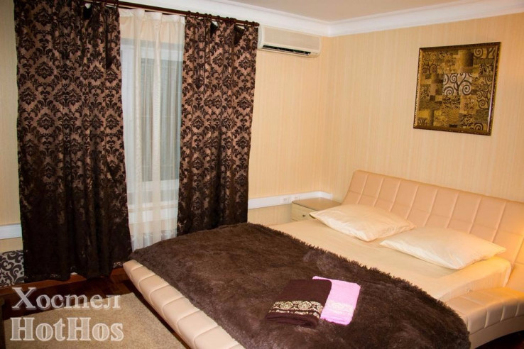 Pogostite.ru - Hothos - ХотХос | Москва | м. Выставочная | Парковка #13