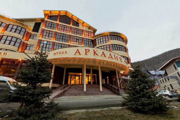 Pogostite.ru - Аркадия | Эстосадок | Парковка #1