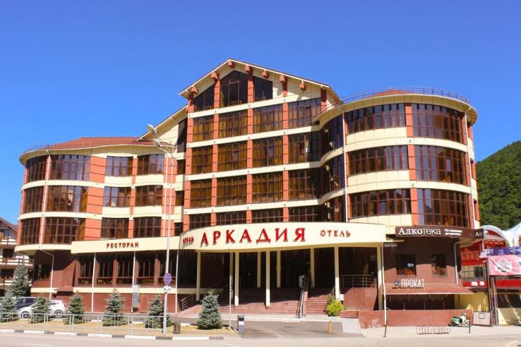Pogostite.ru - Аркадия | Эстосадок | Парковка #3