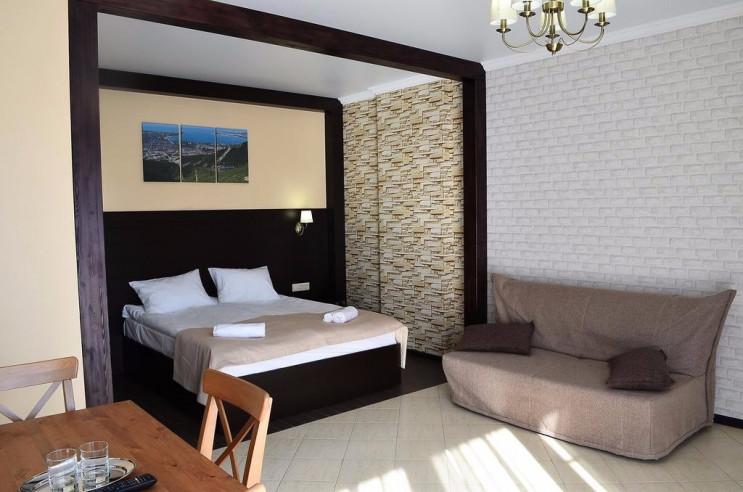 Pogostite.ru - Alpen House | Геленджик | Парковка #30