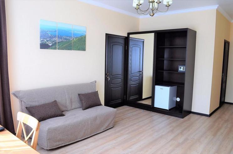 Pogostite.ru - Alpen House | Геленджик | Парковка #35