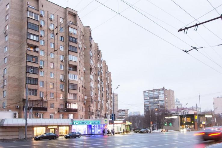 Pogostite.ru - ApartLux Большая Дорогомиловская 8 | м. Киевская | Wi-Fi #1