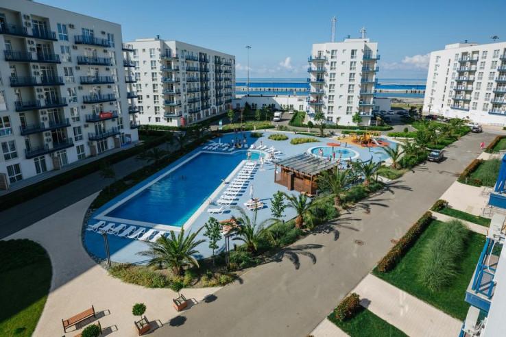 Pogostite.ru - Апарт-отель Имеретинский Прибрежный квартал #6