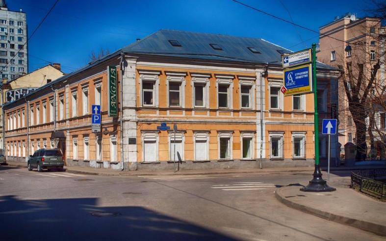 Pogostite.ru - Сквер | м. Маяковская | Парковка #3