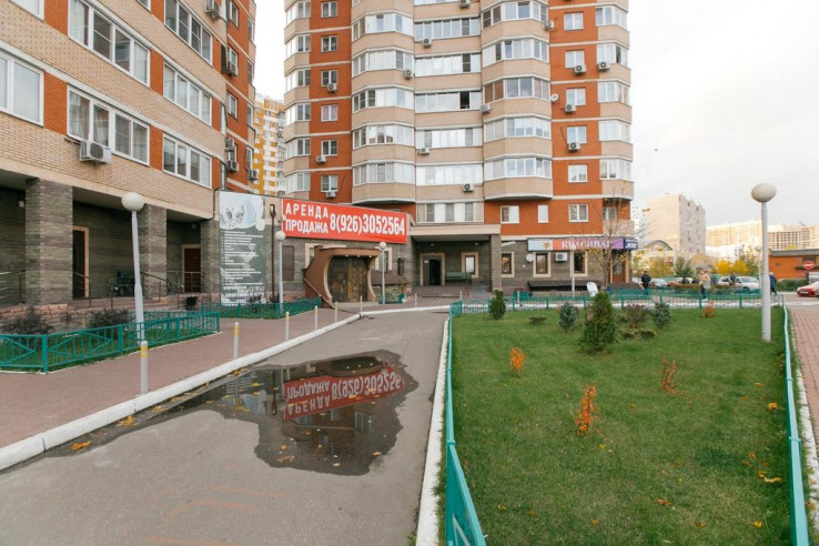 Pogostite.ru - World Home    Люберцы   Парковка #1