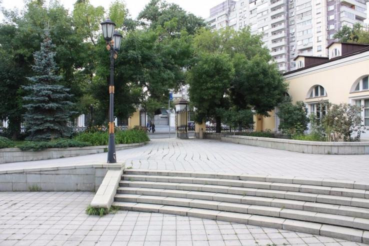 Pogostite.ru - Рус-Усадьба   м. Марксистская, м. Таганская   Парковка #2