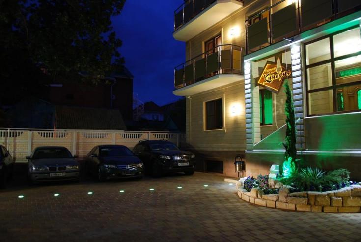 Pogostite.ru - Кипарис | Геленджик | Парковка #10