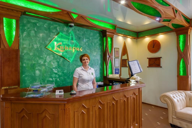 Pogostite.ru - Кипарис | Геленджик | Парковка #16
