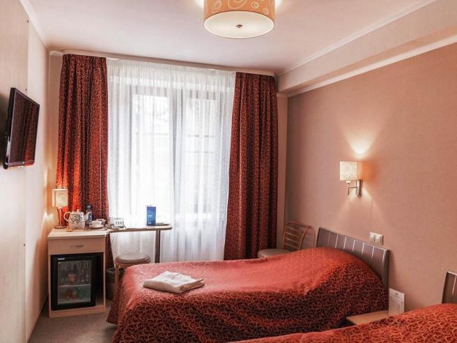 Pogostite.ru - Гарни-отель Сибирия | Пермь | Парковка #15