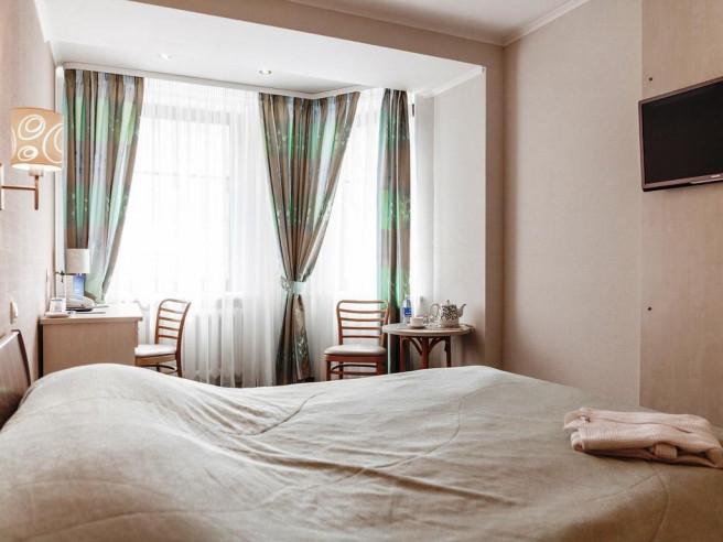 Pogostite.ru - Гарни-отель Сибирия | Пермь | Парковка #20