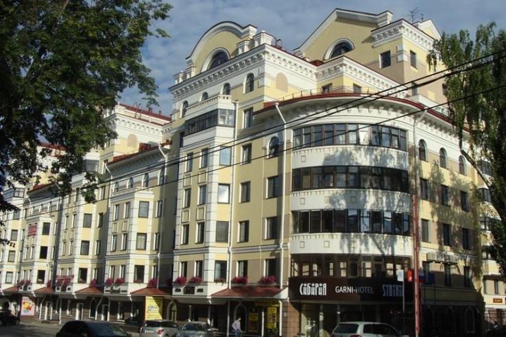 Pogostite.ru - Гарни-отель Сибирия | Пермь | Парковка #1