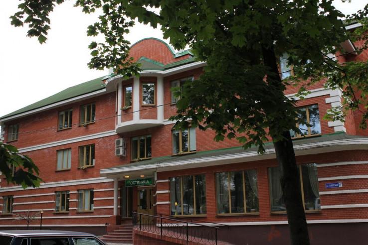 Pogostite.ru - Ливадия | Истра | Парковка #1