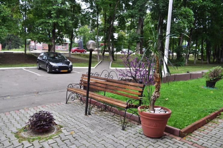 Pogostite.ru - Ливадия | Истра | Парковка #7
