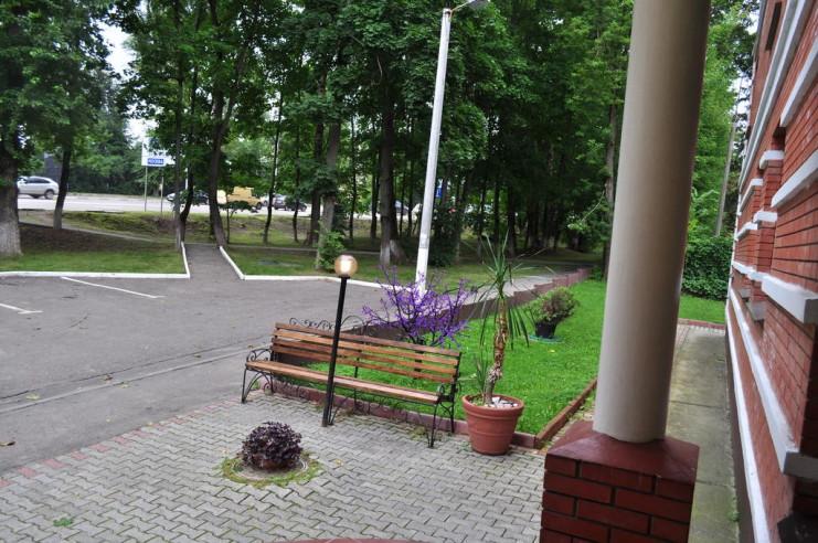 Pogostite.ru - Ливадия | Истра | Парковка #6