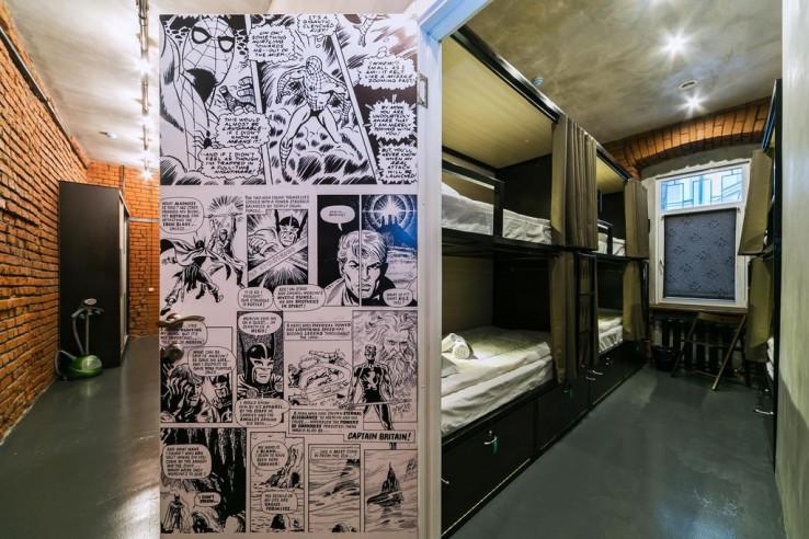 Pogostite.ru - Loft Hostel77 | м. Тверская | Wi-Fi #16