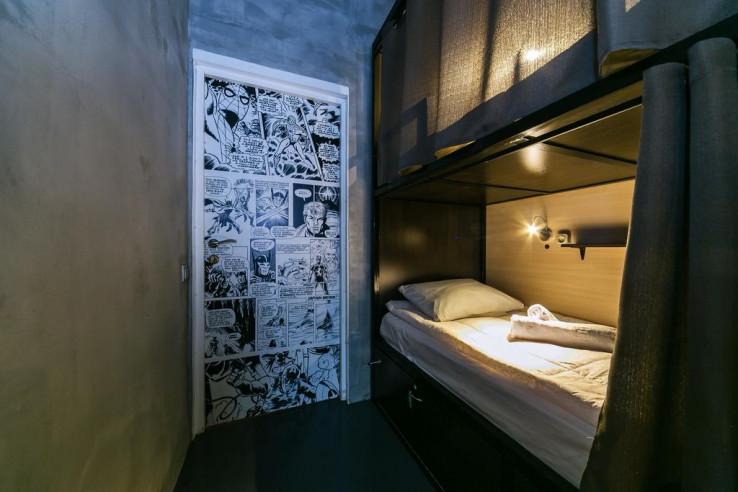Pogostite.ru - Loft Hostel77 | м. Тверская | Wi-Fi #21