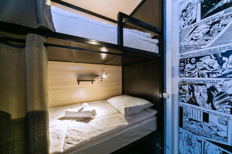 Pogostite.ru - Loft Hostel77 | м. Тверская | Wi-Fi #17