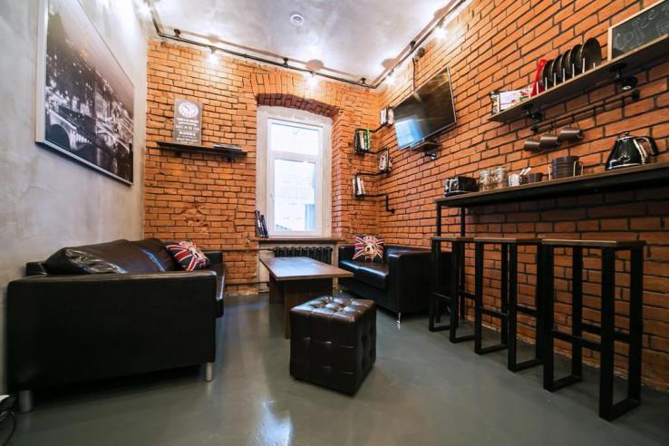 Pogostite.ru - Loft Hostel77 | м. Тверская | Wi-Fi #6