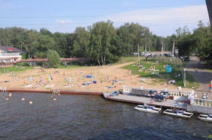 Pogostite.ru - Лакада | Грибки   | Парковка #14