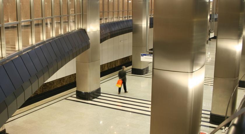 Pogostite.ru - Капсульный отель 47 Небо | м. Деволой Центр | Wi-Fi #6
