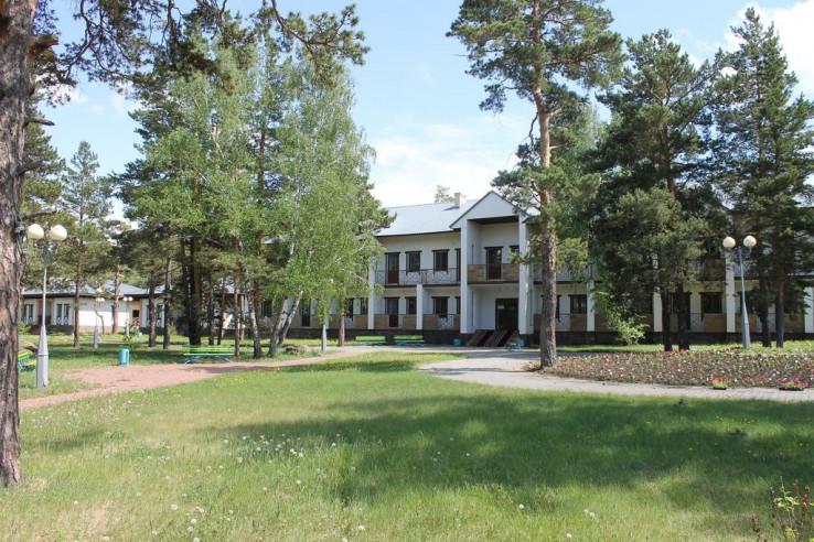 Pogostite.ru - Боровое Учебный Центр   Катарколь   Парковка #4