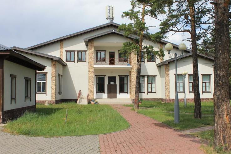 Pogostite.ru - Боровое Учебный Центр   Катарколь   Парковка #1