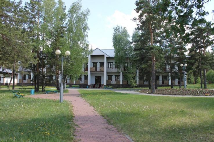 Pogostite.ru - Боровое Учебный Центр   Катарколь   Парковка #5