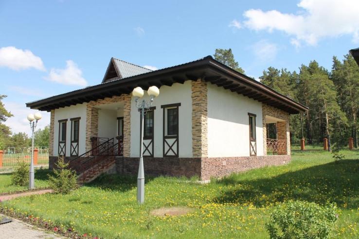 Pogostite.ru - Боровое Учебный Центр   Катарколь   Парковка #2