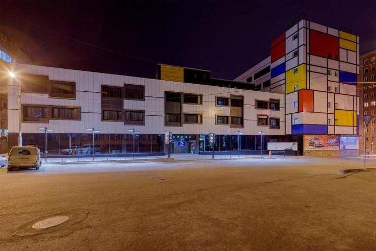 Pogostite.ru - Дом Отель Нео | Красноярск | Парковка #1