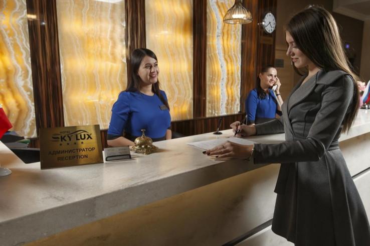 Pogostite.ru - Sky Lux Hotel - Скай Люкс Отель #4