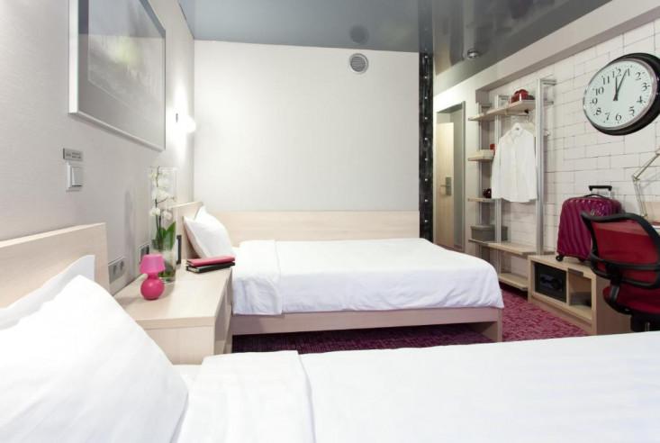 Pogostite.ru - Маринс Парк Отель - Marins Park Hotel Yekaterinburg #13