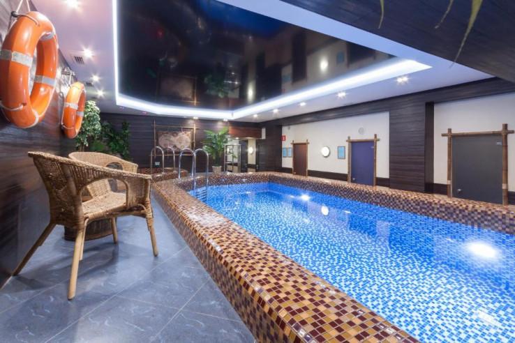 Pogostite.ru - Маринс Парк Отель - Marins Park Hotel Yekaterinburg #2