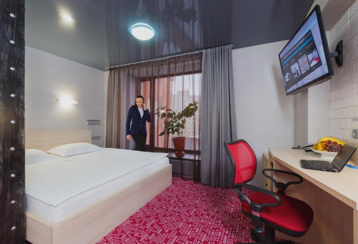 Pogostite.ru - Маринс Парк Отель - Marins Park Hotel Yekaterinburg #15