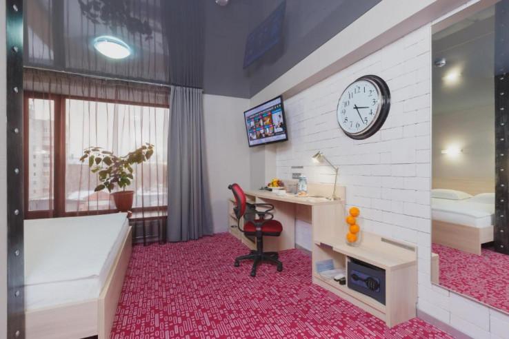 Pogostite.ru - Маринс Парк Отель - Marins Park Hotel Yekaterinburg #16