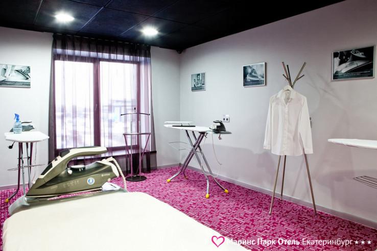 Pogostite.ru - Маринс Парк Отель - Marins Park Hotel Yekaterinburg #7