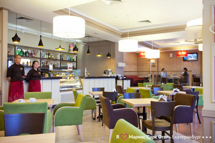 Pogostite.ru - Маринс Парк Отель - Marins Park Hotel Yekaterinburg #28