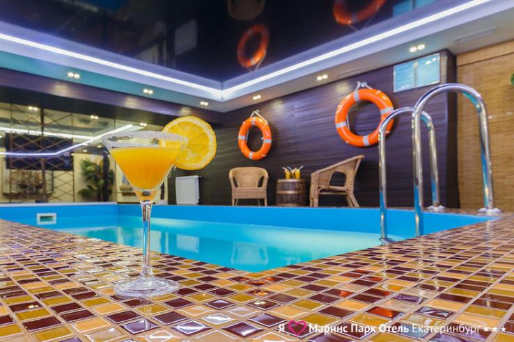 Pogostite.ru - Маринс Парк Отель - Marins Park Hotel Yekaterinburg #38