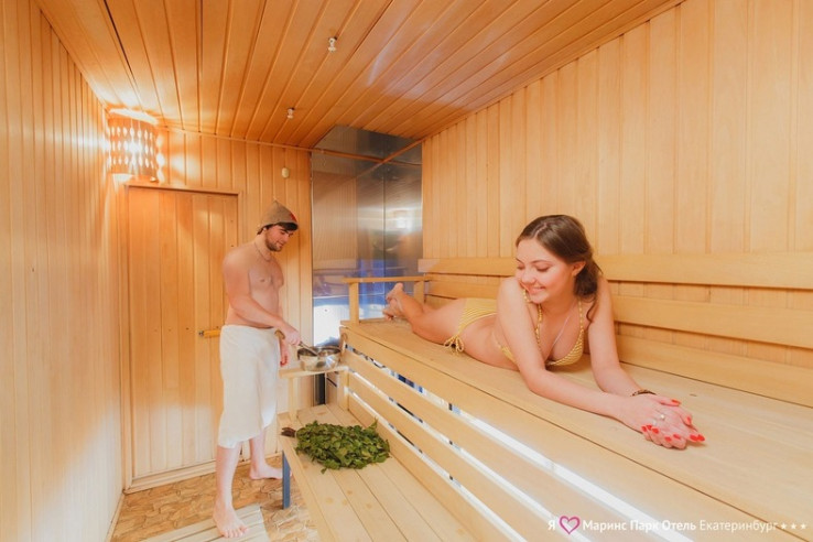Pogostite.ru - Маринс Парк Отель - Marins Park Hotel Yekaterinburg #39
